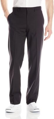 Michael Kors Men's Stretch Trop Wool Pant