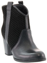 Fergie Towson Leather and Suede Ankle Boots