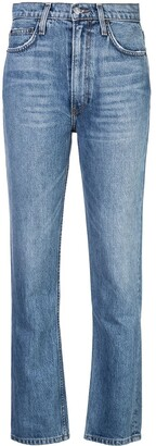 Reformation Stevie ultra high rise jeans