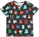Paul Smith T-Shirts Print Cotton Jersey T-Shirt