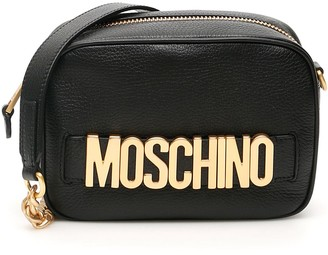 Moschino Camera Bag With Logo