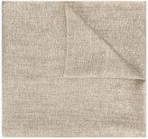 Brunello Cucinelli - frayed scarf -