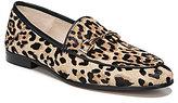 Sam Edelman Loraine Leopard Print Calf Hair Loafers