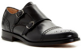 Antonio Maurizi Semi Brogue Double Monk Strap Shoe