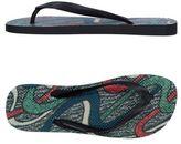 Carven Toe post sandal