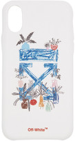 Off-White Off White White Arrows iPhone X Case