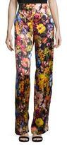 Aquilano Rimondi Floral Printed Pants