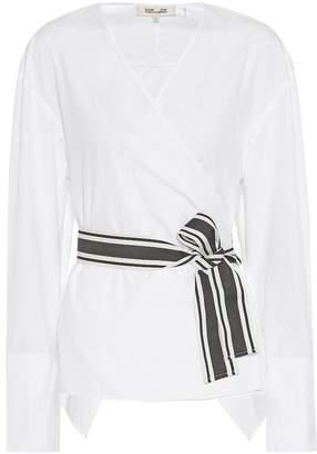 Diane von Furstenberg Cotton shirt