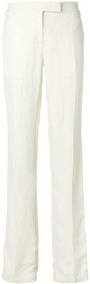 Tom Ford Tailored Straight-Leg Trousers