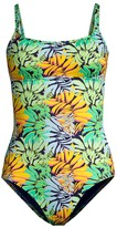 Vilebrequin Feria Tropical-Print One-PIece Swimsuit