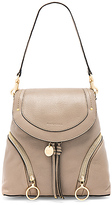 See by Chloe Backpack in Taupe.