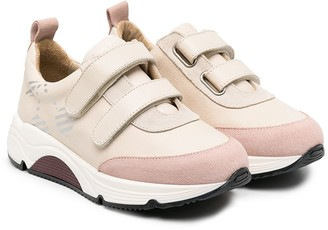 Bonpoint Chunky Touch-Strap Trainers