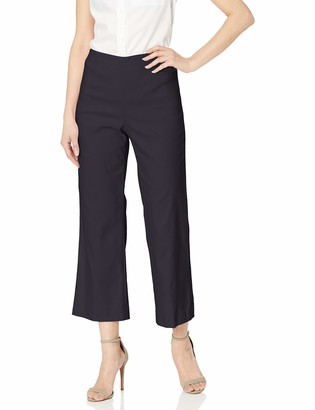 Nic+Zoe Women's Everyday Crop Polished WONDERSTRETCH Pant