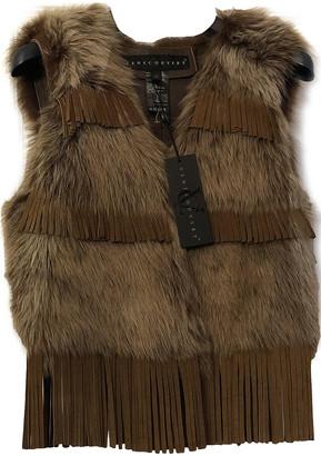 Ventcouvert Camel Shearling Jackets