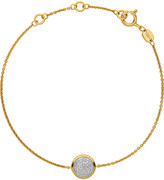 Links of London Diamond essentials gold-plated diamond bracelet