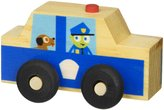 PBS Kids Police Car Toy, Blue