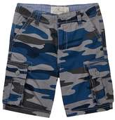 Lucky Brand Camo Cargo Shorts (Little Boys)