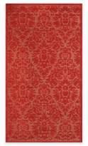 Safavieh Courtyard 2-Foot x 3-Foot 7-Inch Lyla Indoor/Outdoor Rug in Red/Red