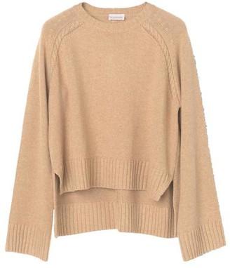 By Malene Birger Bmb Alvia Camel Sweater - Camel / XS
