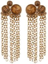 Danielle Nicole Stellar Fringe Earrings