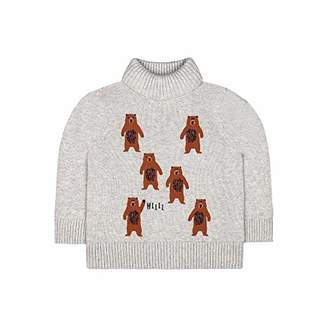 Mothercare Baby MB TCT Bears Knit Jumper-RN,(Size:62)