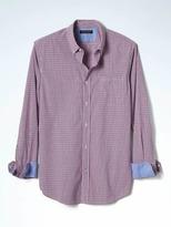 Banana Republic Grant-fit Custom Wash Shirt