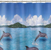 JCPenney Maytex Mills Maytex Splash PEVA Shower Curtain