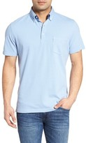 Tailorbyrd Men's Two-Tone Pique Polo