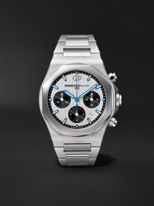 Girard Perregaux Laureato Chronograph Automatic 42mm Stainless Steel Watch, Ref. No. 81020-11-131-11a