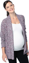 Motherhood Wendy Bellissimo Long Sleeve Zip Back Maternity Cardigan