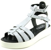 XOXO Lennie Open Toe Synthetic Gladiator Sandal.