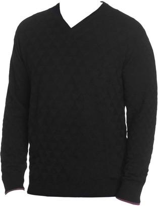Robert Graham Randie V-neck Sweater