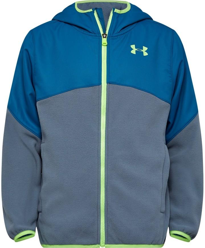 3d8904b4ff Boys' UA North Rim Microfleece Jacket