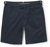 Orlebar Brown - Norwich Cotton-twill Shorts