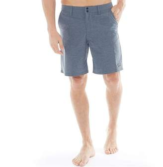 Animal Mens Hugo Darwin Shorts Dark Navy Marl