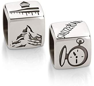 Nomination Cubiamo Charm Bead - 925 Silver - 163003 018