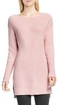 Vince Camuto Women's Rib Knit Long Sweater