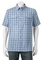 Croft & Barrow Men's Quick-Dry Easy-Care Button-Down Shirt
