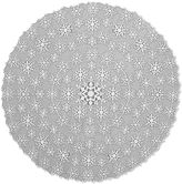 Heritage Lace® Glisten Tablecloth in Glitter/White