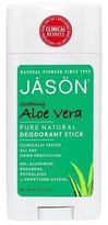 Jason Deodorant Stick Aloe Vera - 2.5 oz
