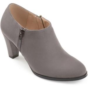 Journee Collection Women's Comfort Sanzi Bootie Women's Shoes