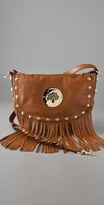 Daria Satchel with Fringe