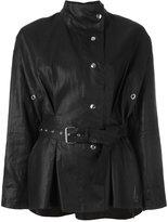 Isabel Marant Iana jacket - women - Linen/Flax - 36