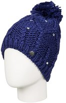 Roxy SNOW Junior's Shooting Star Pom Beanie