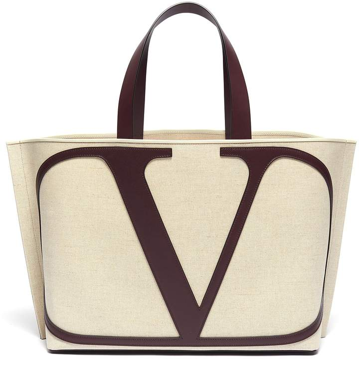 ab801524c Valentino Canvas Duffels & Totes For Women - ShopStyle Australia
