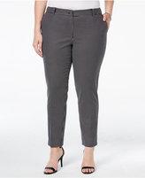 MICHAEL Michael Kors Size Miranda Printed Skinny Pants
