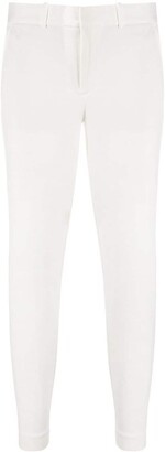 Polo Ralph Lauren High-Waisted Cropped Trousers
