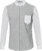 TOMORROWLAND Striped cotton shirt
