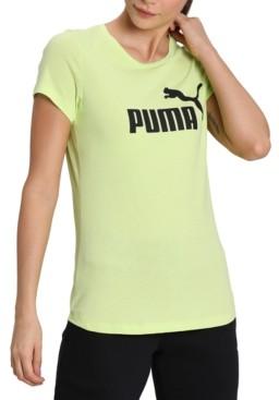 Puma Women's Logo T-Shirt