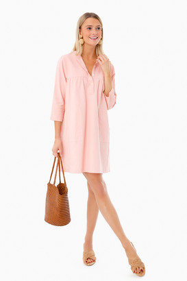 Pomander Place Peach Fallon Dress